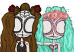 Sugar.skull.sisters