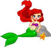 Disney Ariel by SummerCherry2011
