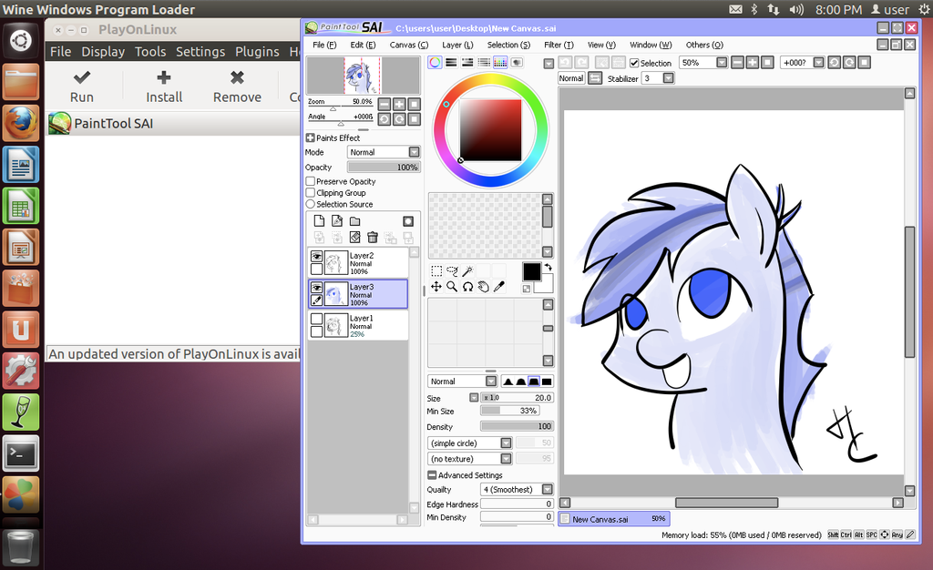 Keshamalychev paint tool sai mac download Paint for linux