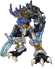 BlackWargreymon X by helder666