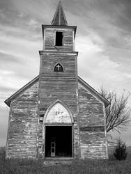 Nebraska Church by gregpaul