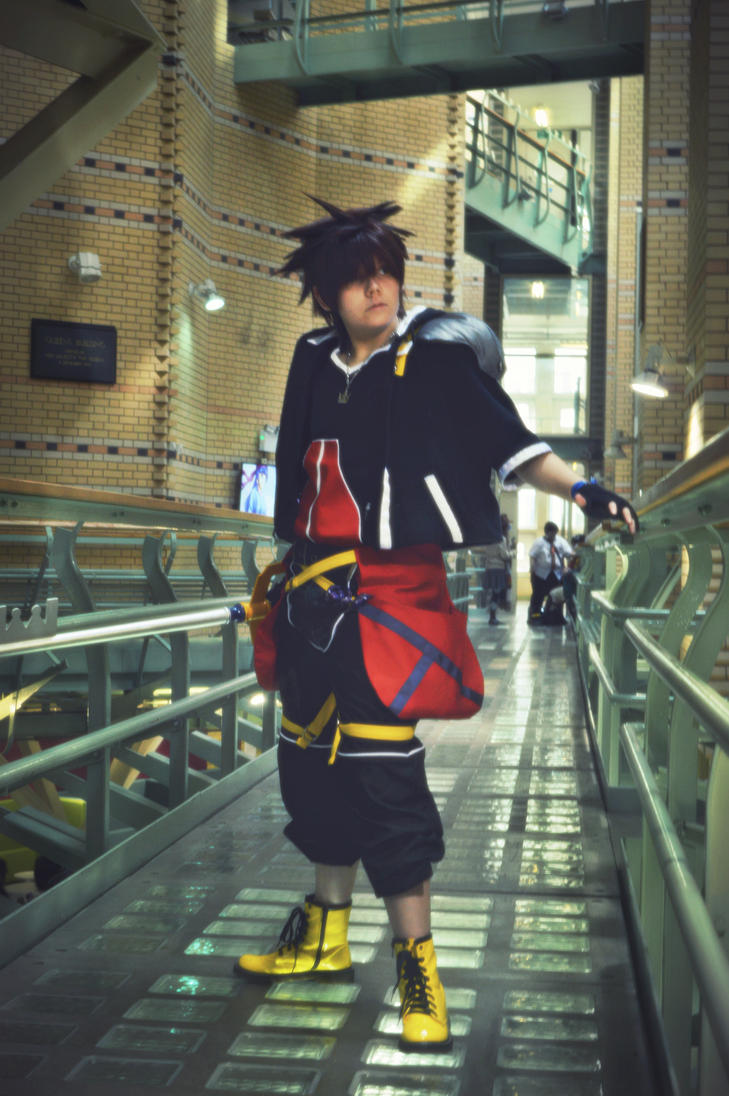 Sora - this is my Destiny by RoXas13BearerOfTwo