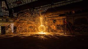 Steelwool Orb | 85 sec