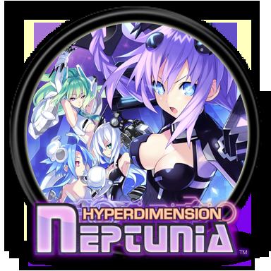 Hyperdimension Neptunia by Sensaiga