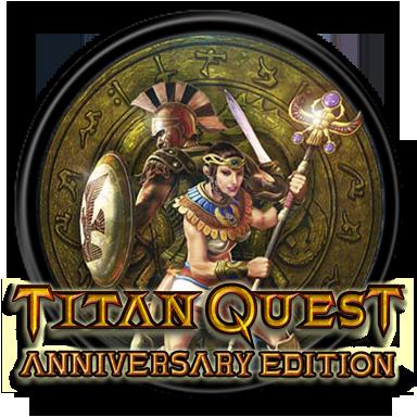 Titan Quest Anniversary Edition by Sensaiga
