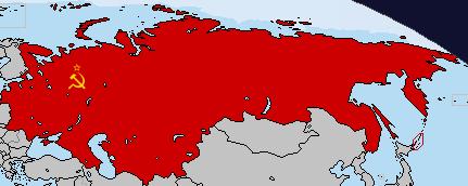 Flag Map of Soviet Union USSR by LtAngemon on DeviantArt