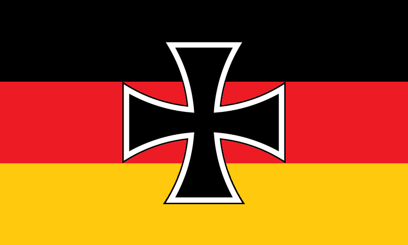 German Flag by LtAngemon