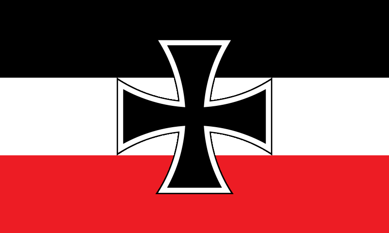 Imperial German Flag Wallpaper