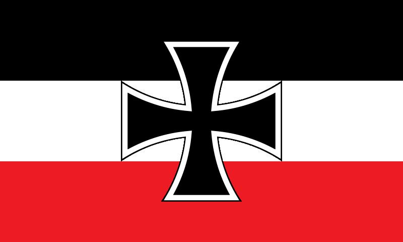 Imperial German Flag Wallpaper