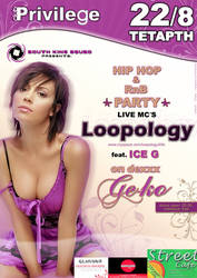 LOOPOLOGY at PRIVILEGE by chaooss