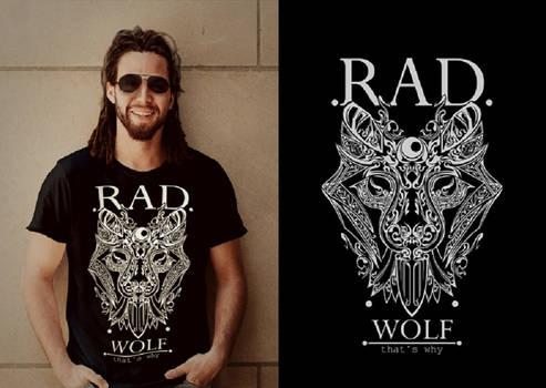 THE RAD WOLF
