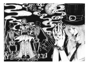 La Danse Macabre... by Nicoleaerith