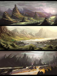 Concept sketch's by Butteredbap