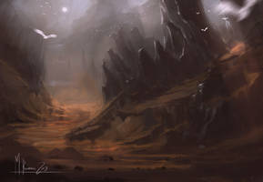 Underpaint Study by Butteredbap