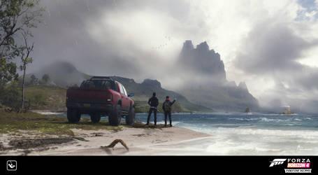 Forza Horizon 4 - Fortune Island