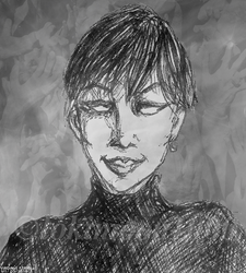 The Boy In Black by LoKIMOOn1000