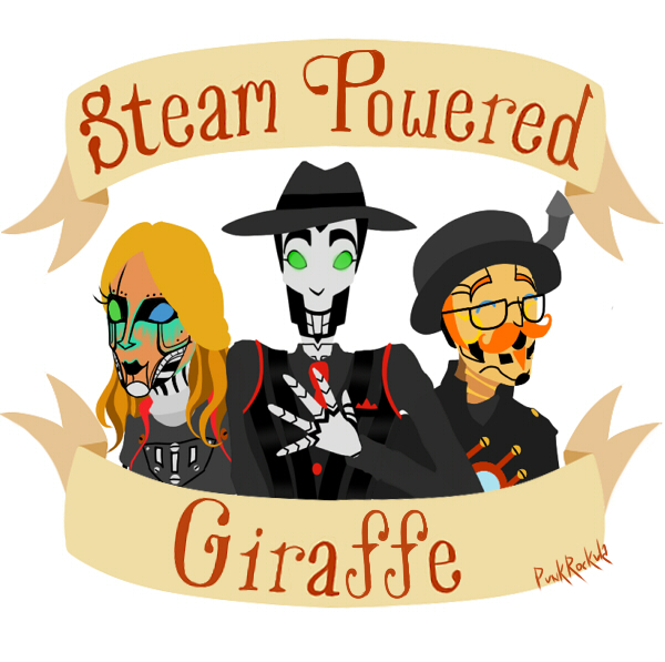 What We All Need Is Something Steam Powered by Skerplez