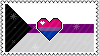 Identity Stamps - Demisexual Biromantic by boopnugget
