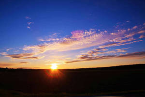 Sunset tb by Slowrid3