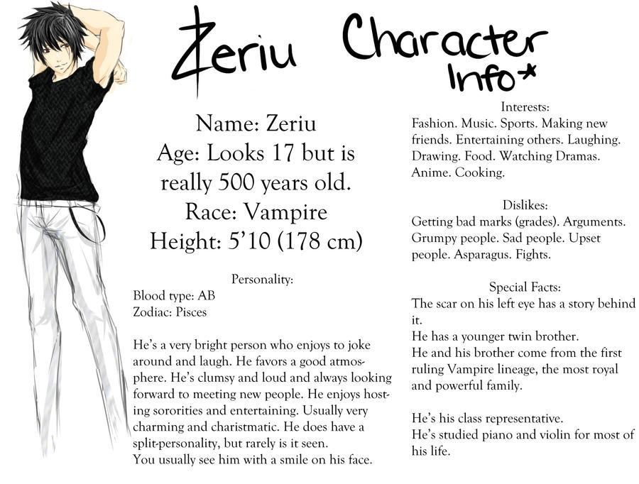 Zeriu Information by Vietii
