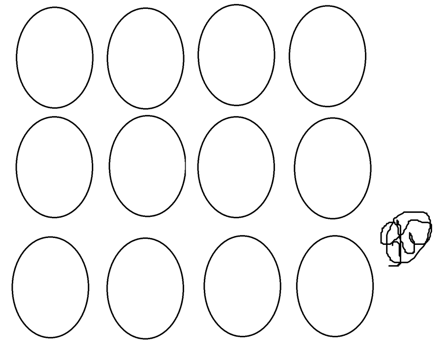 Line Drawing Egg : Free egg lineart by cupcakelover on deviantart