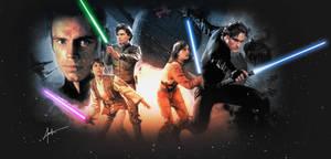 Star Wars Jedis of New Jedi Order