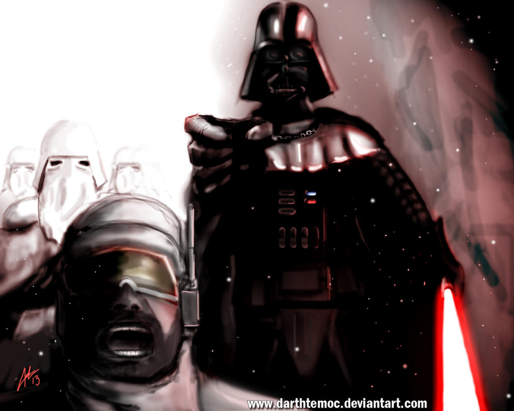 No Mercy for the Rebel Scum by DarthTemoc