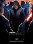 Star Wars Episode VII Fan Poster
