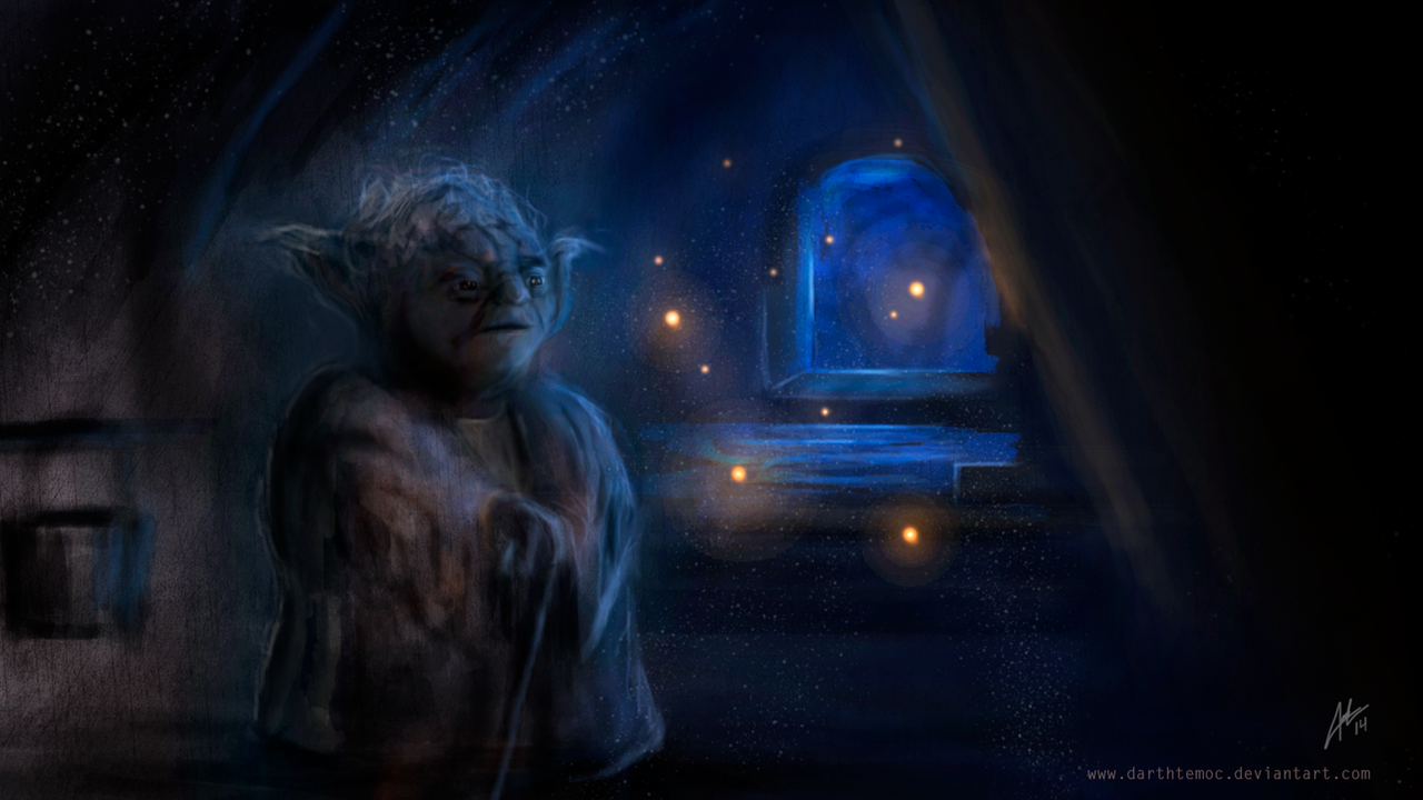 Follow the Fireflies by DarthTemoc