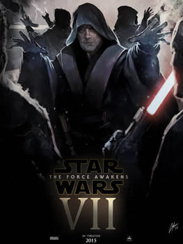 Episode VII - The Force Awakens - Poster