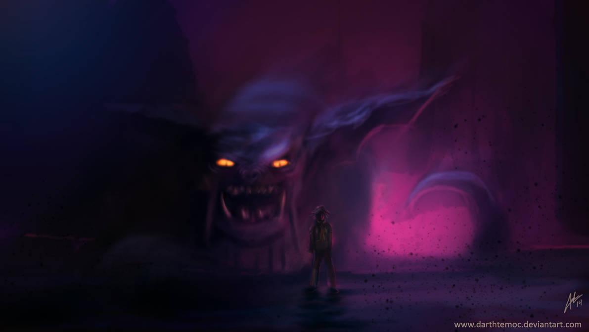 Into Darkness by DarthTemoc
