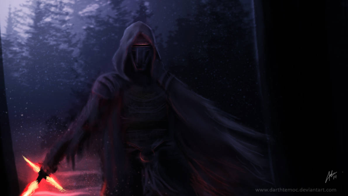 The Force Awakens - Fan Art 1 by DarthTemoc
