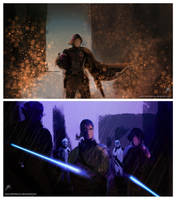 Star Wars Rebels Speedpaints by DarthTemoc