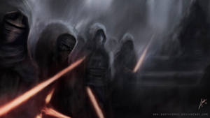 Knights of Ren by DarthTemoc