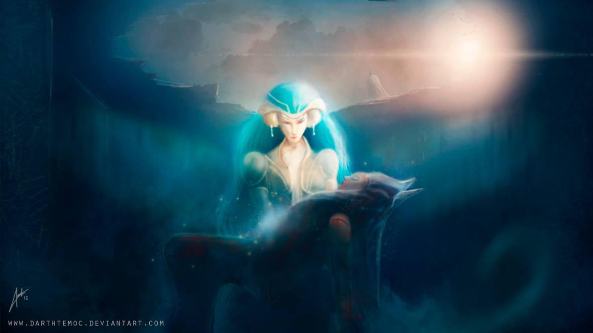 Winged Hope by DarthTemoc