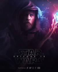 Grand Master Skywalker - Episode IX poster by DarthTemoc
