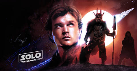 Solo A Star Wars Story by DarthTemoc