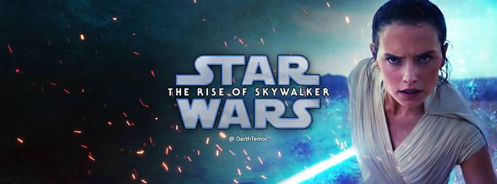 Star Wars Episode IX Banner