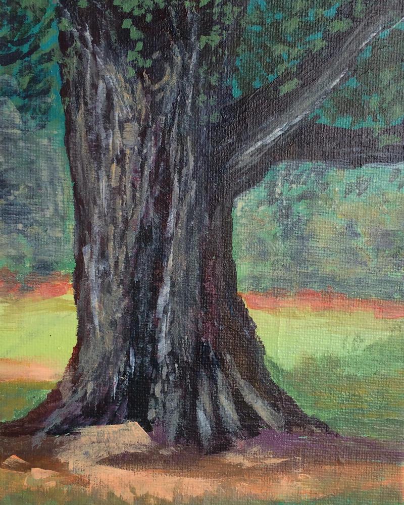 God's tree  by RaySee