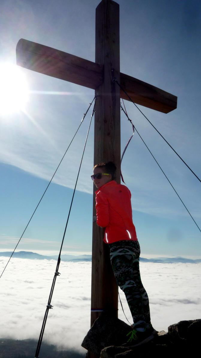 cross by Tedinecka