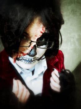 Dapper zombie
