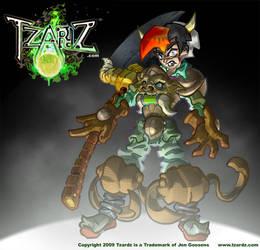 Tzardz Villains - The Prince