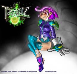 Tzardz Villains - Agrona