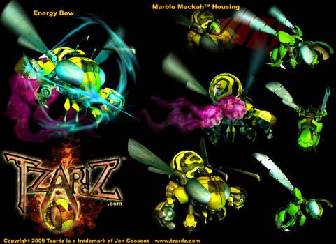 Tzardz- Wasps