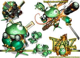 Tzardz- Frogs