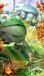 Tzardz- Frogs and Pilot