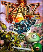 Tzardz promo shot for Xbox