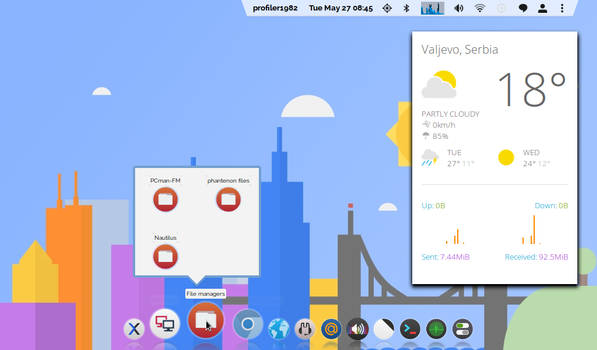 google-now profiler DE on ubuntu 12.04
