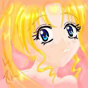 Princess Serenity by aiko19th