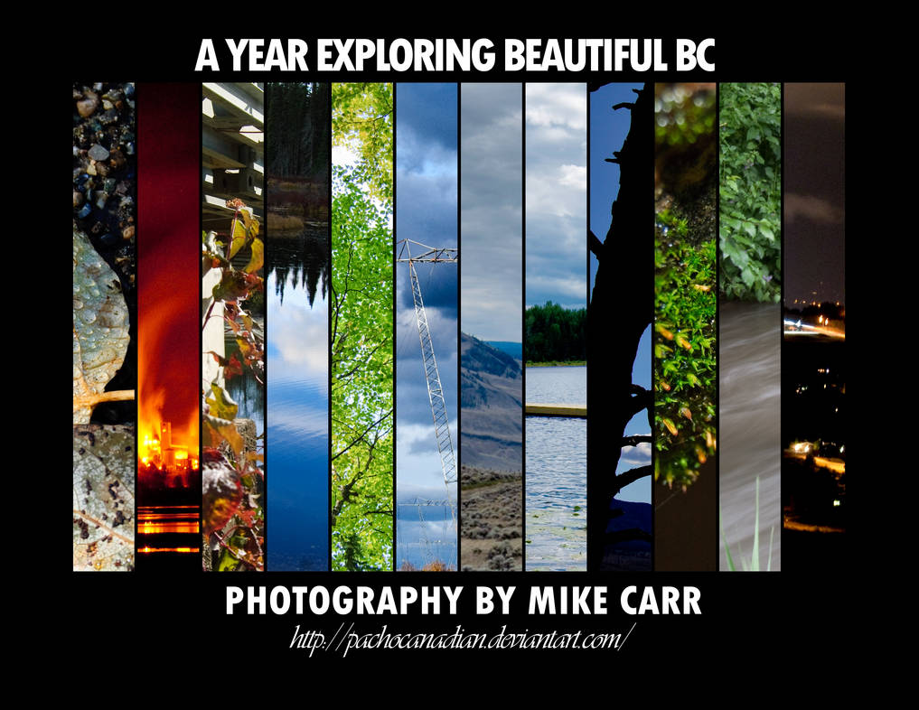 A year exploring beautiful BC